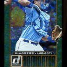 2015 Panini Donruss Baseball  Dominator  Salvador Perez  #11  578/999