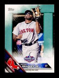 2016 Topps Opening Day Baseball  #OD-98  Jackie Bradley Jr.