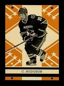 2011-12 OPC O-Pee-Chee Hockey RETRO Parallel  #552  Cody Hodgson
