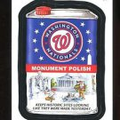 2016 Topps MLB Wacky Packages  #31  Nationals Monument Polish