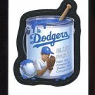 2016 Topps MLB Wacky Packages  #19  Dodgers Blue Paint