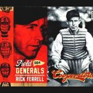 2012 Panini Cooperstown Baseball Hall of Fame  Field Generals  #8  Rick Ferrell