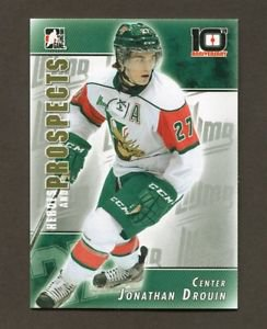 2013-14 ITG Heroes & Prospects 10th Anniversary Insert  #T-16  Jonathan Drouin