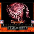 2012 Panini Cooperstown Baseball Hall of Fame  Hall History  #4  Doubleday Ball