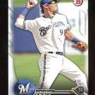 2016 Bowman Baseball  Prospect  #BP2  Orlando Arcia