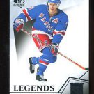 2015-16 Upper Deck SP Authentic  Legends  #109  Brian Leetch