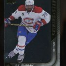 2015-16 Upper Deck Hockey Series 1 Shining Stars  #SS-9  P.K. Subban