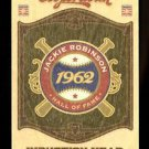 2012 Panini Cooperstown Baseball Induction Year 1962  #9  Jackie Robinson