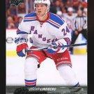 2015-16 Upper Deck Hockey Series 1 Young Guns  #234  Oscar Lindberg