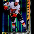 2015-16 Upper Deck Series 1 Shining Stars ROYAL BLUE #SS-34  Johnny Gaudreau