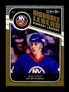 2011-12 OPC O-Pee-Chee Hockey  Marquee Legend  #517  Mike Bossy
