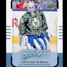 2015-16 Upper Deck MVP Hockey  #179  Antoine Bibeau  Rookie   SP