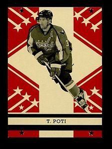 2011-12 OPC O-Pee-Chee Hockey RETRO Parallel  #131  Tom Poti