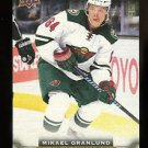 2015-16 Upper Deck Hockey Series 2  UD Canvas  #C162  Mikael Granlund