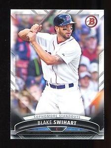 2016 Bowman Baseball  Sophmore Standouts  #SS-5  Blake Swihart