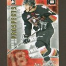 2013-14 ITG Heroes & Prospects 10th Anniversary Insert  #T-05  Jake Virtanen