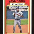 2016 Topps Baseball Series 2  Berger's Best  #BB2-1972  Hank Aaron