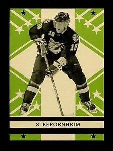 2011-12 OPC O-Pee-Chee Hockey RETRO Parallel  #133  Sean Bergenheim