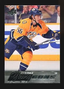 2015-16 Upper Deck Hockey Series 1 Young Guns  #208  Kevin Fiala