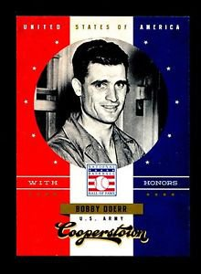 2012 Panini Cooperstown Baseball Hall of Fame  With Honors #2  Bobby Doerr