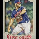 2016 Topps Gypsy Queen Baseball  Base  #204  Cody Anderson
