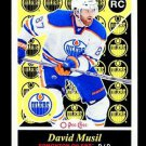 2015-16 OPC O-Pee-Chee  RETRO Parallel  #548  David Musil  RC