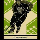 2011-12 OPC O-Pee-Chee Hockey RETRO Parallel  #481  Sergei Samsonov