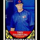 2016 Topps Heritage Baseball  New Age Performers  #NAP-TT  Troy Tulowitzki