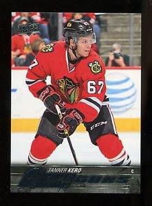 2015-16 Upper Deck Hockey Series 2 Young Guns  #459  Tanner Kero