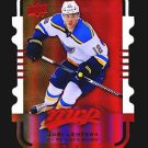 2015-16 MVP Hockey Colours and Contours #40  Jori Lehtera  Gold Level 2