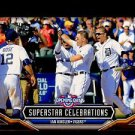 2016 Topps Opening Day Baseball  Superstar Celebrations  #SC-12  Ian Kinsler