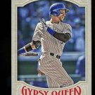 2016 Topps Gypsy Queen Baseball  Base  #6  Carlos Gonzalez