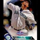 2016 Topps Opening Day Baseball  #OD-10  Felix Hernandez