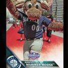 2016 Topps Opening Day Baseball  Mascot  #M-19  Mariner Moose
