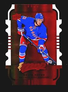 2015-16 MVP Hockey Colours and Contours #81  Kevin Hayes  Gold Level 1