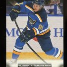 2015-16 Upper Deck Hockey Series 2  UD Canvas  #C192  Vladimir Tarasenko