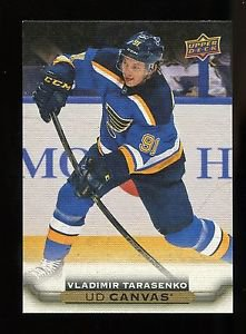 2015-16 Upper Deck Hockey Series 2  UD Canvas  #C192  Vladimir Tarasenko