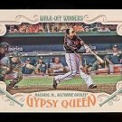 2016 Topps Gypsy Queen Baseball  Walk-Off Winners  #GWO-2  Manny Machado