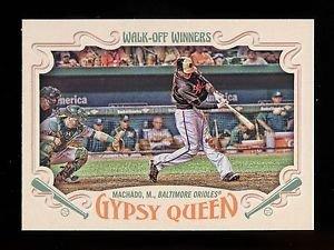 2016 Topps Gypsy Queen Baseball  Walk-Off Winners  #GWO-2  Manny Machado