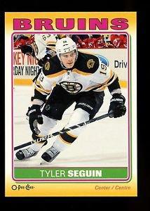 2012-13 O-Pee-Chee Hockey  Sticker  #S-6  Tyler Seguin