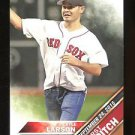 2016 Topps Baseball Series 2  First Pitch  #FP-10  Kyle Larson