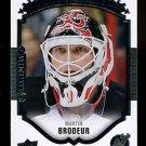 2015-16 Upper Deck Hockey Series 1 UD Portraits Legends  #P-52 Martin Brodeur SP