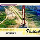 2016 Topps Heritage Baseball  News Flashbacks  #NF-SV  Saturn V