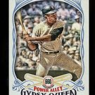 2016 Topps Gypsy Queen Baseball  Power Alley  #PA-1  Willie Mays
