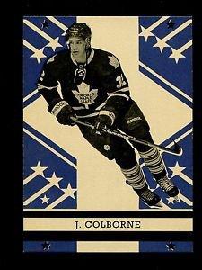 2011-12 OPC O-Pee-Chee Hockey RETRO Parallel  #554  Joe Colborne