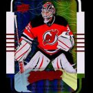 2015-16 MVP Hockey Colours and Contours #11  Cory Schneider  Teal Level 1