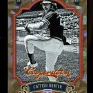 2012 Panini Cooperstown Baseball  Crystal Collection  #143  Catfish Hunter  /299