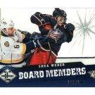 2012-13 Panini Limited Hockey  Board Members  #BM-7  Shea Weber  121/199