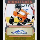 2015-16 OPC O-Pee-Chee Signatures Autograph  #S-SL  Scott Laughton  Group C