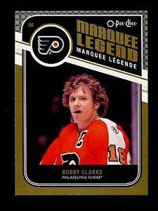 2011-12 OPC O-Pee-Chee Hockey  Marquee Legend  #508  Bobby Clarke